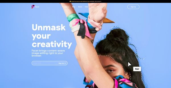 Unmask your creativity & Designing for privacy