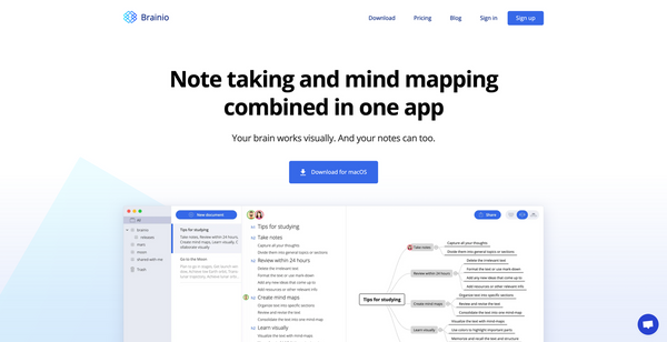Your Lifestyle Has Already Been Designed & Note-taking and mind mapping combined in one app.